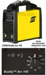 Esab Buddy Arc 145