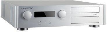 Chieftec Silver Hi-Fi HM-03SL-OP Micro ATX