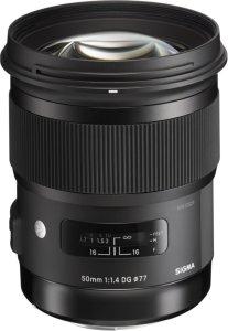 Sigma 50mm Art F1.4 DG HSM for Nikon