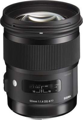 Sigma 50mm Art F1.4 DG HSM for Nikon