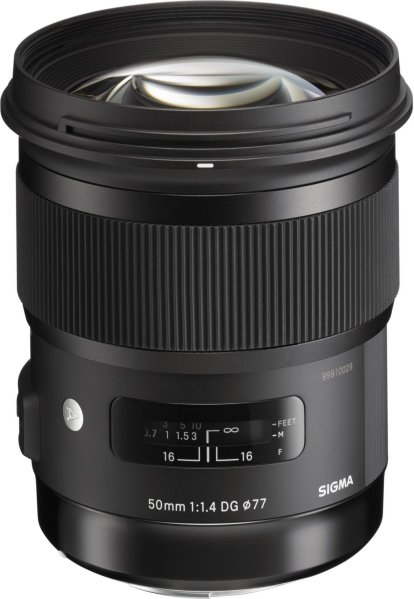 Sigma 50mm Art F1.4 DG HSM for Canon