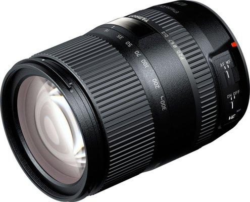 Tamron 16-300mm F3.5-6.3 Di II VC PZD Macro for Canon