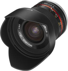 Samyang 12mm F2.0 NCS CS for Fuji X