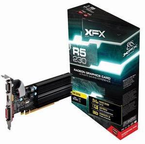 XFX Radeon R5 230 1GB