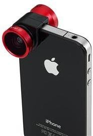 olloclip 4-IN-1 lens for iPhone 4/4s