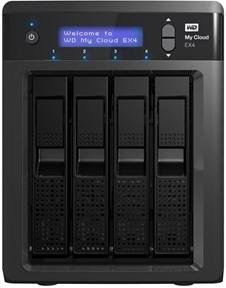 Western Digital My Cloud EX4 8TB vloHLT