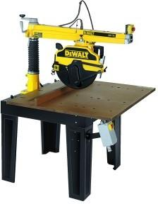 DeWalt DW729KN radialarmsag