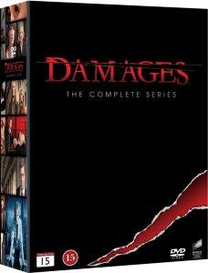 Damages Komplett serie