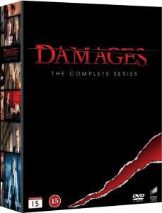 FX Damages Komplett serie
