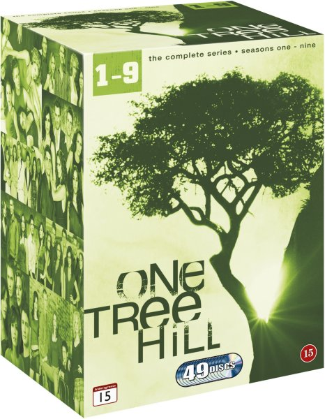 The CW One Tree Hill Samleboks