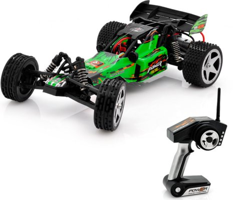 DuneBuggy Full Suspension