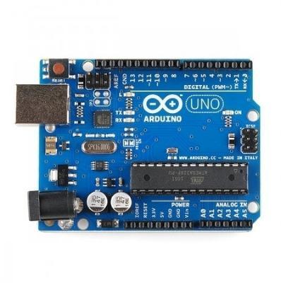 Arduino Uno Deluxe Starter Kit