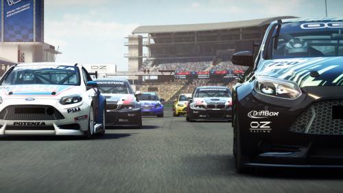 GRID Autosport til PC