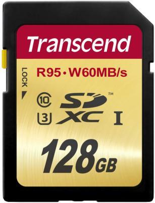 Transcend SDXC UHS-I U3 Extreme 128GB
