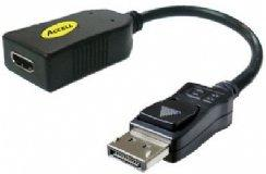 Deltaco Adapter Displayport  B086B-001B