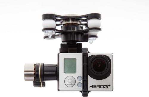 DJI ZenMuse GoPro H3-3D for Phantom 2