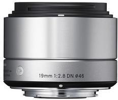 Sigma 19mm f/2.8 DN Art Sony E