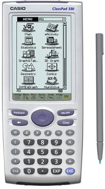 Casio Classpad 330+
