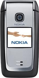 Nokia 6125 med abonnement
