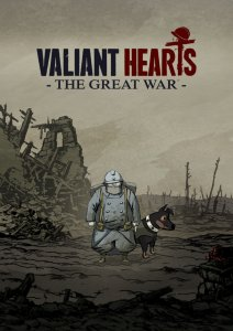 Valiant Hearts: The Great War til Playstation 4