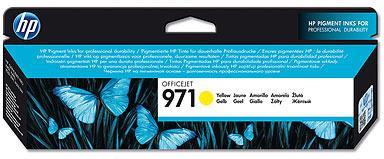 HP Ink 971 Gul