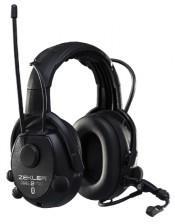Zekler 412RDB med FM-radio og bluetooth