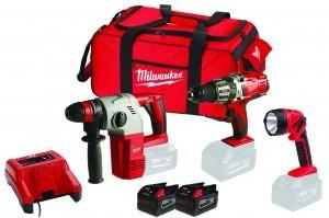 Milwaukee M28 Powerpack Pack G