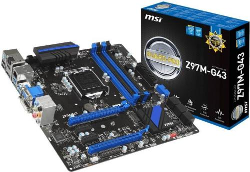 MSI Z97M-G43