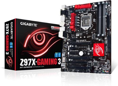 Gigabyte GA-Z97X-GAMING 3