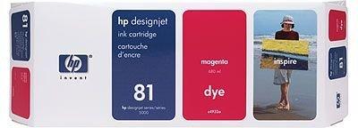 HP No. 81 Magenta