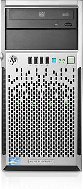 HP ProLiant ML310e Gen8 v2 E3-1240v3