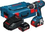 Bosch GSR 18 VE-2-LI (2x4,0Ah)