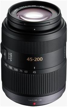Panasonic Lumix G Vario 45-200mm / F4.0-5.6 ASPH MEGA O.I.S.