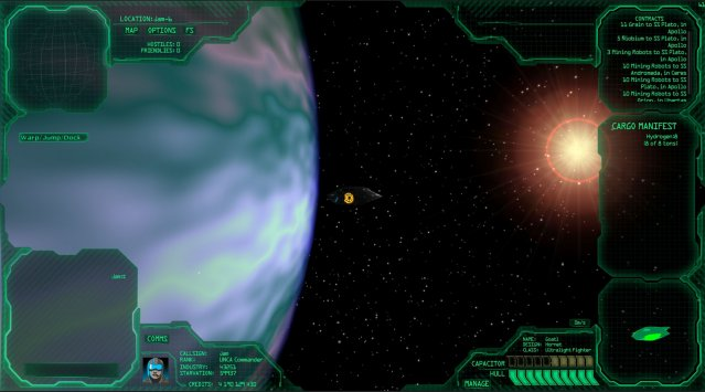 Ascent: The Space Game til PC