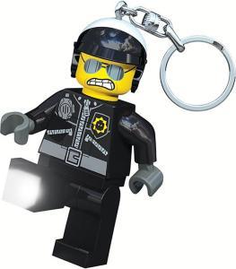 LEGO Bad Cop nøkkelring