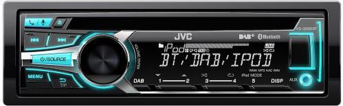 JVC KD-DB95BTAEN