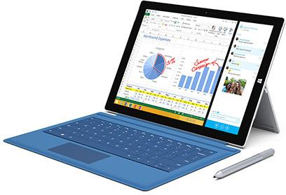 Microsoft Surface Pro 3 (PS2-0006)