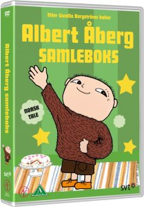 Svensk Filmindustri Albert Åberg Samleboks