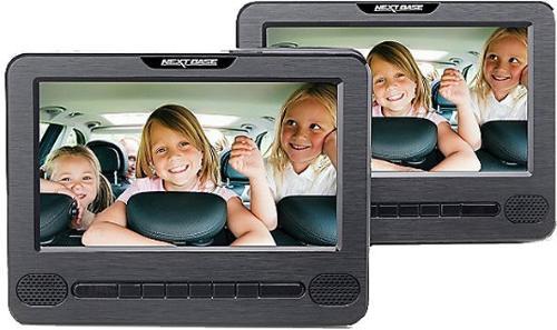 NextBase CAR 7 Twin bærbar DVD-spiller