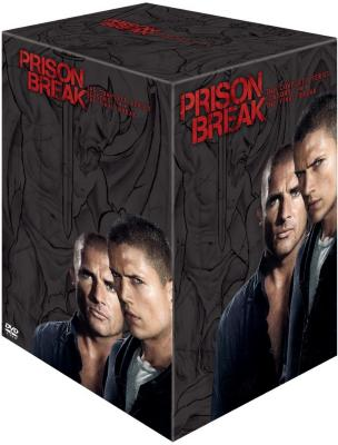 Paramount Home Entertainment Prison Break: Komplett samleboks