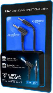 Turtle Beach Ear Force PS4 Chat Cable