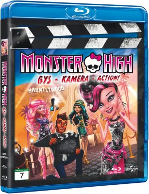 Monster High Frigths