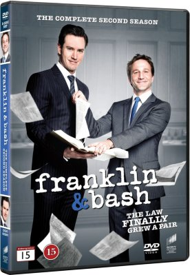 Universal Pictures Franklin & Bash: sesong 2