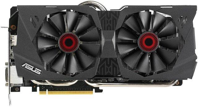 Asus GeForce GTX 780 Strix OC