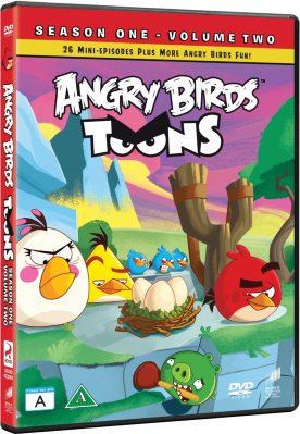 Angry Birds Toons: Sesong 1 Volume 2