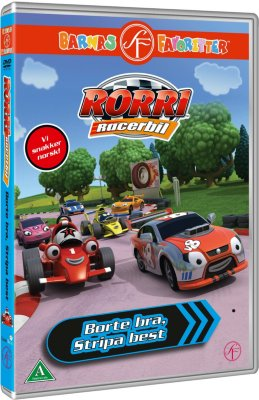 Rorri Racerbil: Borte bra, Stripa best