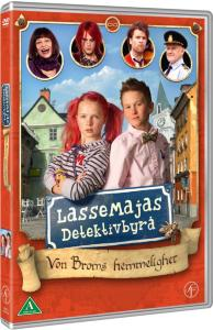 LasseMajas detektivbyrå: Von Broms hemmelighet