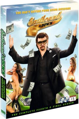 HBO Eastbound & Down: sesong 4