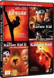 Karate Kid: Samleboks