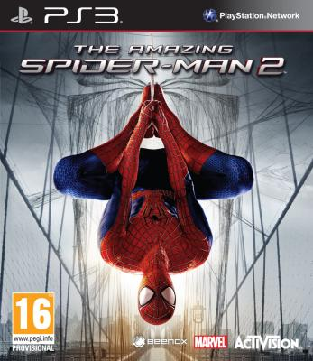 The Amazing Spider-Man 2 til PlayStation 3